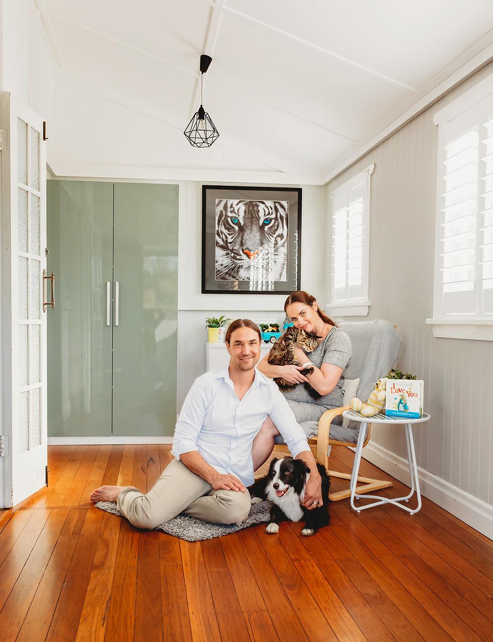Maternity photography Brisbane